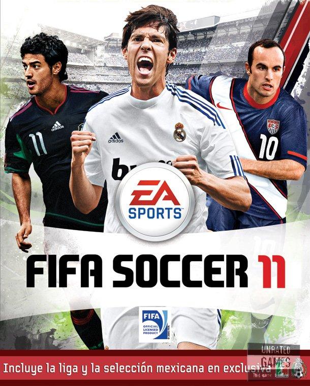 Fifa 11 Mex