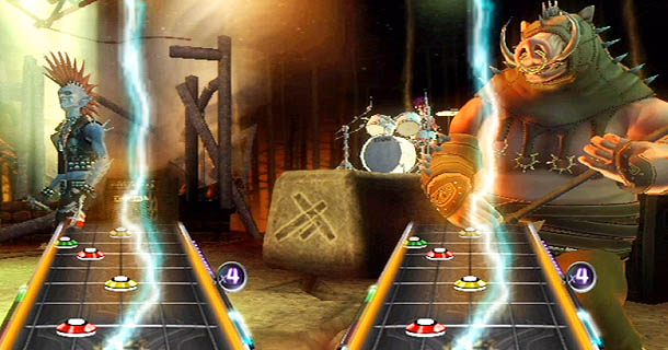 guitar hero 6,guitar hero warriors of rock
